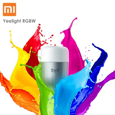 Xiaomi Yeelight RGBW E27 LED Bulb