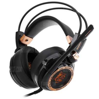 Somic G941 Active Noise Cancelling USB Headset (Price 48.74) - Click on pic to open the link