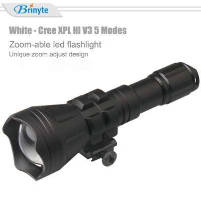 Brinyte B158 XPL HI V3 Flashlight
