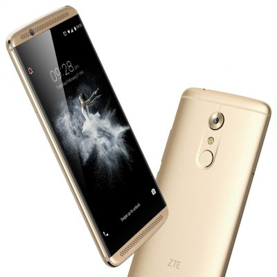 ZTE AXON 7 Mini Snapdragon 617 MSM8952 1.5GHz 8コア