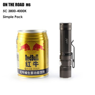 ON THE ROAD M6 Flashlight