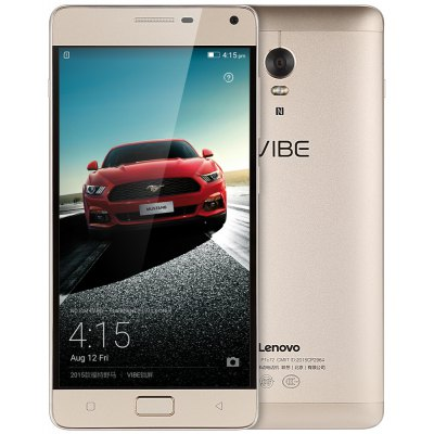 gearbest Vibe P1 Snapdragon 616 MSM8939v2 1.5GHz 8コア GOLDEN(ゴールデン)