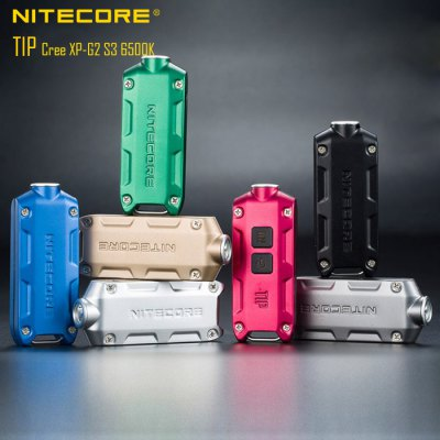 promocja,na,nitecore,tip,xp,g2,s3,flashlight,green