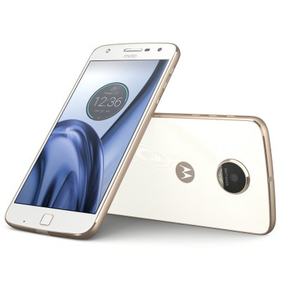 gearbest Moto Z Play Snapdragon 625 MSM8953 2.0GHz 8コア WHITE(ホワイト)