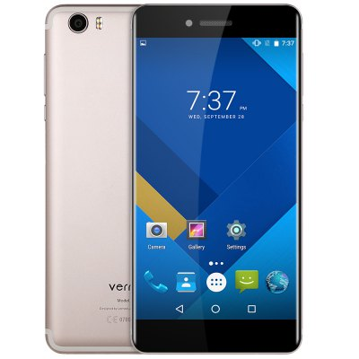 EU Warehouse Vernee Mars 5.5 inch Helio P10 Octa Core 2.0GHz 4GB RAM 32GB ROM 13.0MP Rear Camera Fingerprint Scanner Type-C OTG Corning Gorilla Glass 3 Screen 4G Smartphone