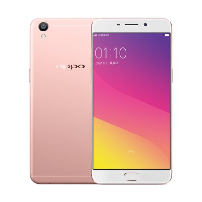 gearbest OPPO R9 MTK6755 Helio P10 2.0GHz 8コア ROSE GOLD(ローズゴールド)