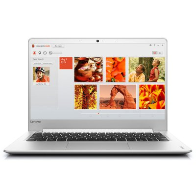gearbest Lenovo Ideapad Air 13 Pro Core i7-6500U 2.5GHz 2コア,Core i5-6200u 2.3GHz 2コア SILVER(シルバー)