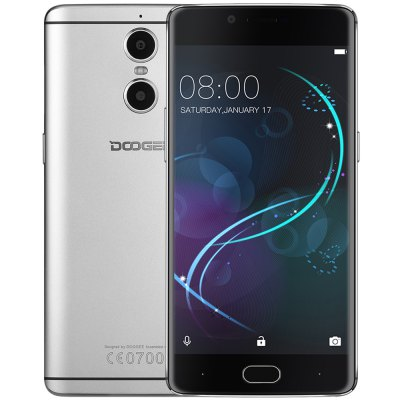 gearbest DOOGEE Shoot 1 MTK6737 1.5GHz 4コア GRAY(グレイ)