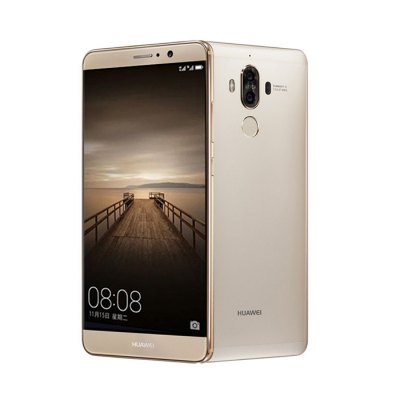 gearbest Huawei Mate 9 Kirin 960 2.4GHz 8コア CHAMPAGNE(シャンペン)