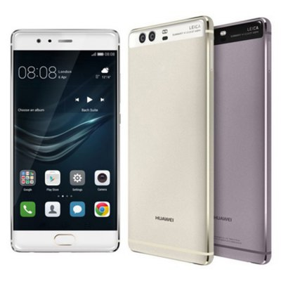 gearbest Huawei P10 Kirin 960 2.36GHz 8コア CHAMPAGNE(シャンペン)