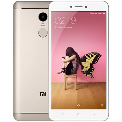 gearbest Xiaomi Redmi Note 4X Snapdragon 625 MSM8953 2.0GHz 8コア CHAMPAGNE GOLD(シャンペンゴールド)