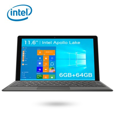 Teclast X3 Plus 11.6 inch Windows 10 Intel Celeron N3450 Quad Core 1.1GHz 6GB RAM 64GB 2 in 1 Tablet PC