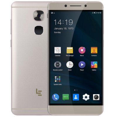 gearbest LeEco Le Pro3 Elite Snapdragon 820 MSM8996 2.15GHz 4コア GOLDEN(ゴールデン)