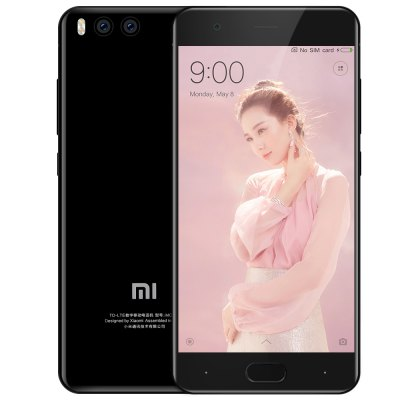 Gearbest Xiaomi Mi 6 4G Smartphone  -  INTERNATIONAL VERSION 6GB RAM 128GB ROM