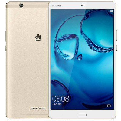 Huawei M3 ( BTV-W009 ) 4GB RAM 128GB ROM Tablet PC Fingerprint Sensor