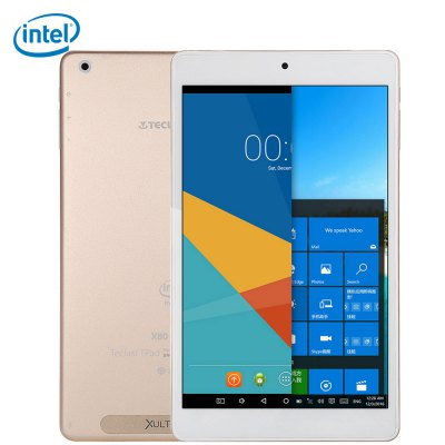 Teclast X80 Power Atom Cherry Trail x5-Z8300 1.44GHz 4コア,Atom Cherry Trail X5 Z8350 1.44GHz 4コア