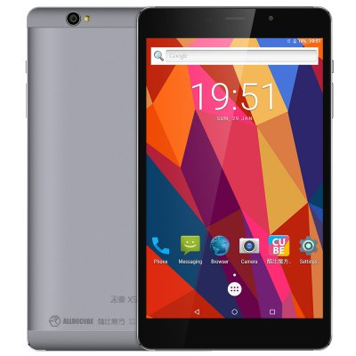 Gearbest ALLDOCUBE / CUBE Free Young X5 4G Phablet