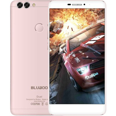 gearbest BLUBOO Dual MTK6737T 1.5GHz 4コア ROSE GOLD(ローズゴールド)