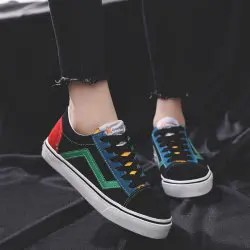 Version Flavors Harajuku Coloured Shoes -