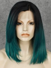 ombre trendy straight synthetic