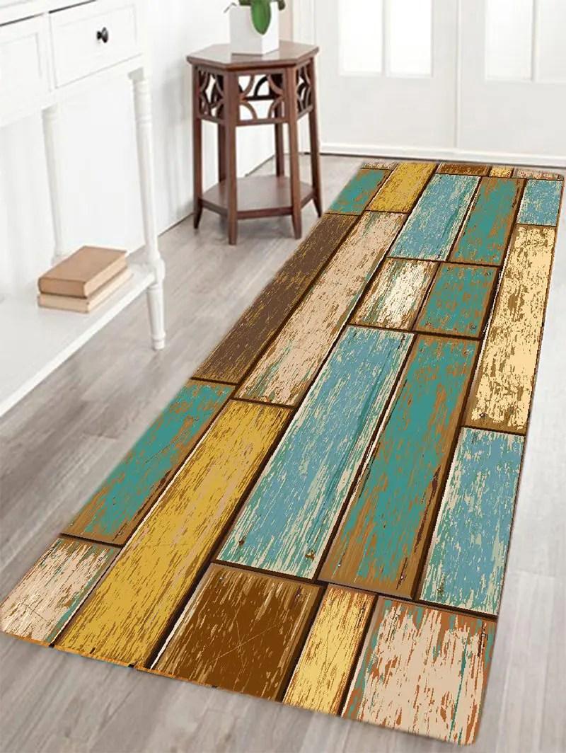 47 OFF Vintage Wood Floor Pattern Indoor Outdoor Area