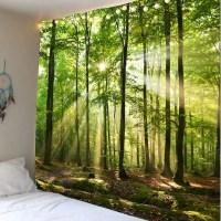 [ 46% OFF ] 2018 Forest Sunlight Decorative Wall Art ...