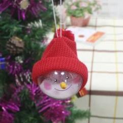 Crochet Christmas Chair Covers Doc Mcstuffin 2018 10pcs Decoration Red Hat Rosegal Com Recommend Item