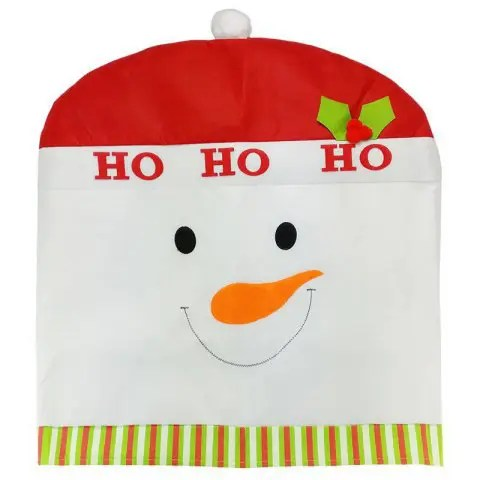 holiday decorative chair covers little tikes pink christmas free shipping discount and cheap sale cartoon cover supply table gifts home back cove