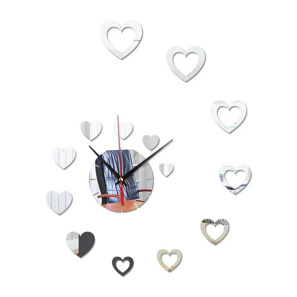 diy stereo heart shaped