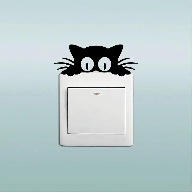 cat head light switch