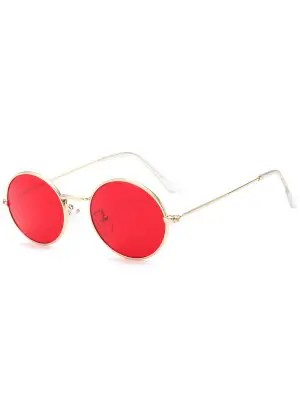Firstgrabber Oval UV Protection Sunglasses