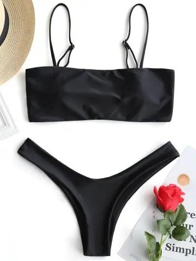 High Cut Bikini Set
