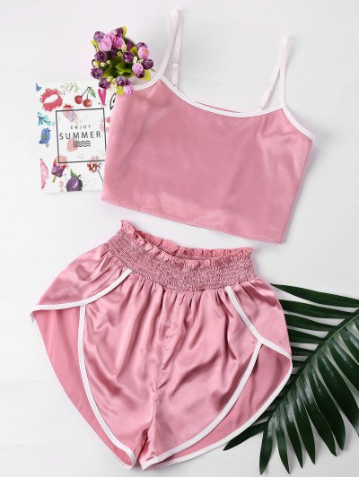 Shorts Two Piece Set