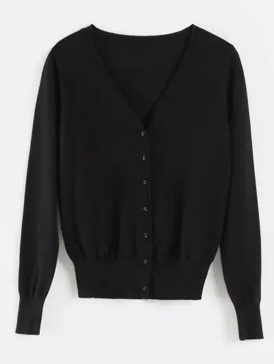 Buttons Cardigan