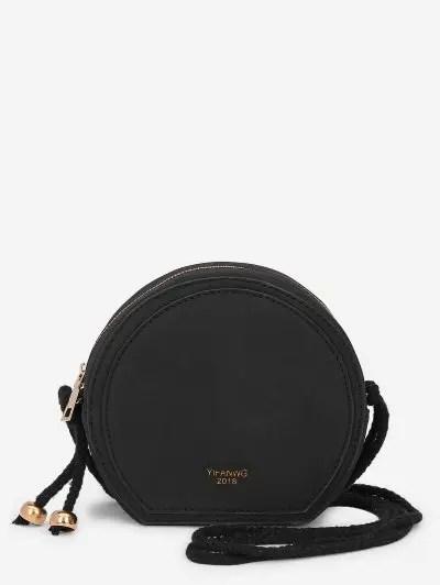 PU Leather Minimalist Crossbody Bag