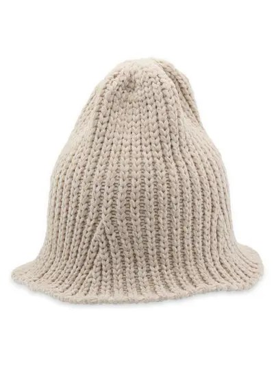 Crochet Knitted Foldable Bucket Hat