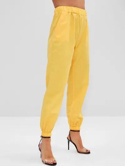 Pockets Jogger Pants