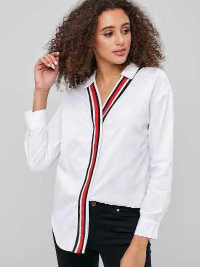 Striped Longling Shirt