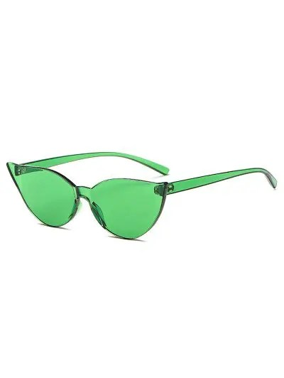 Candy Color Catty Eyes Sunglasses