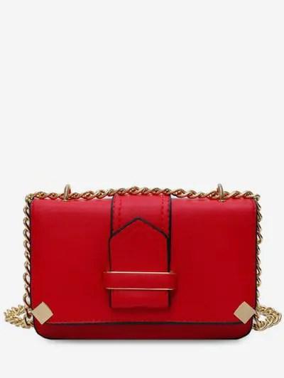 Chain Square Shoulder Bag