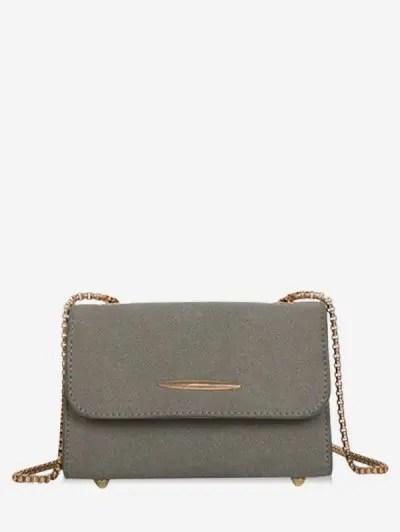 Retro Ins Style Chain Shoulder Bag