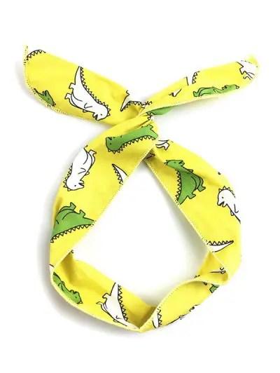 Animal Print Wire Headband