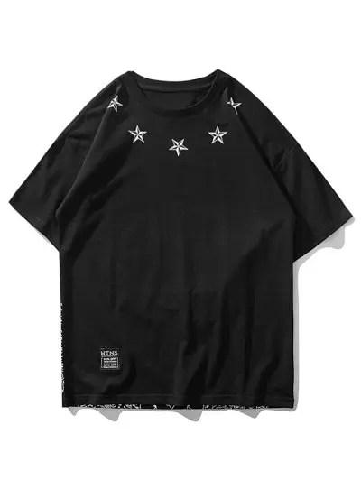 Paisley Flower Print T shirt