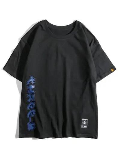 Sea Wave Painting Print T shirt