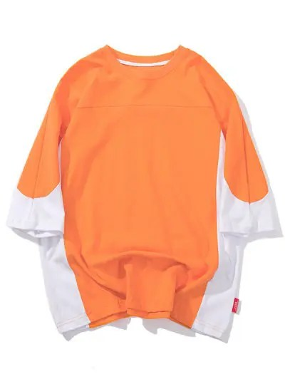 Color Block T shirt