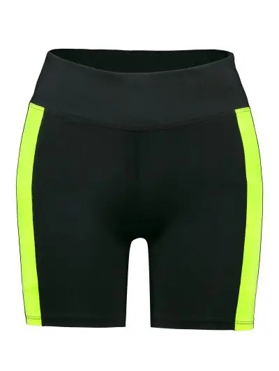 Two Tone Sport Shorts