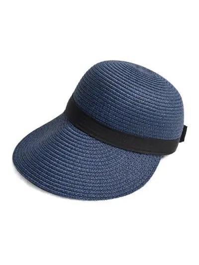 Straw Sun Simple Hat