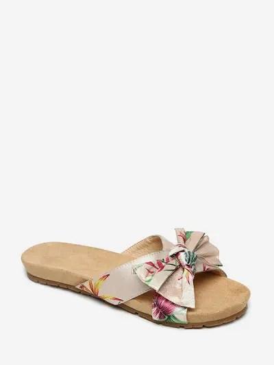 Bohemia Bowknot Design Summer Sandals