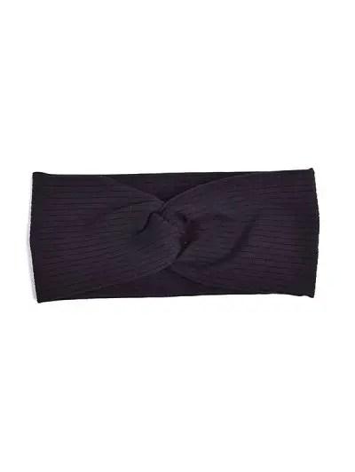 Casual Striped Elastic Hair Band