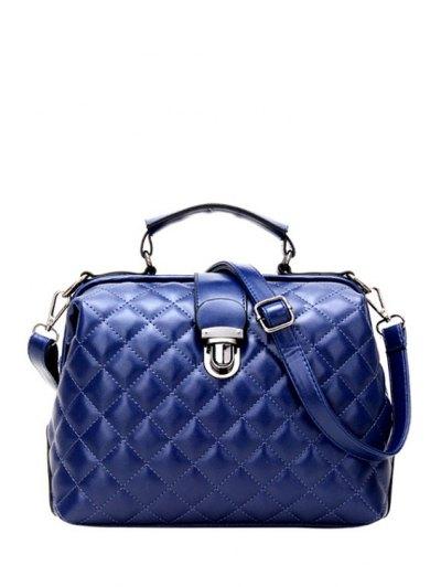 Push Lock Design Tote Bag For Women